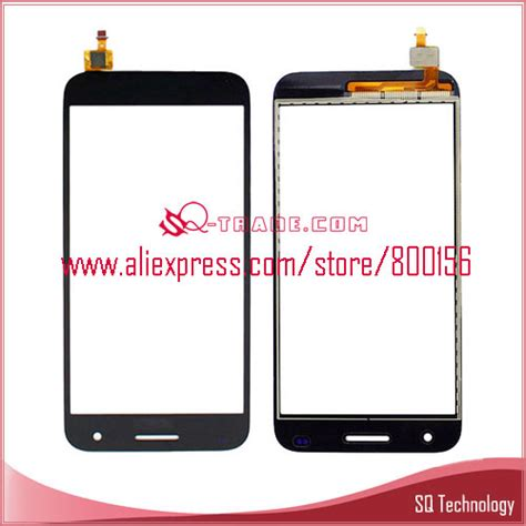 Touchscreen Huawei Y551 Blackwhite for huawei ascend g7 touch screen digitizer white and