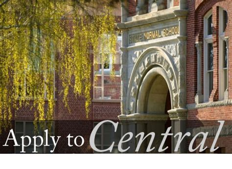 Central Mba Entrance by School Of Graduate Studies And Research Apply To The Cwu