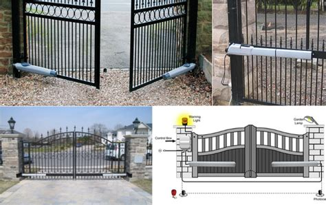 automatic swing gate maxwell automatic doors co l l c