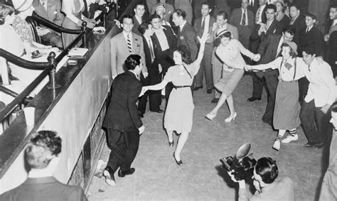Historical West Coast Swing Music And Dancing
