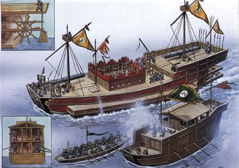 ship japan ancient japanese ships east asian ships pictures