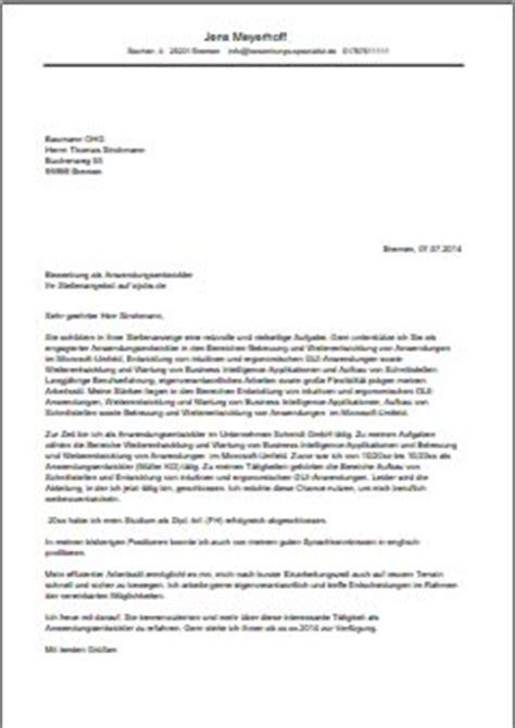 Bewerbungsschreiben Ausbildung Anlagenmechaniker Vorlagen F 252 R Die Bewerbung Als Anlagenmechaniker