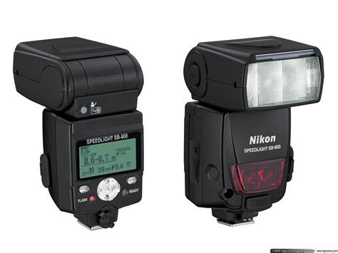 nikon sb 800 speedlight digital photography review