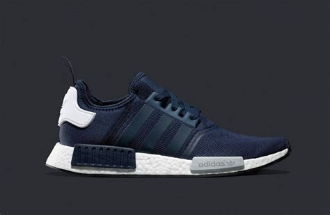 adidas nmd r1 collegiate navy sneakerb0b releases