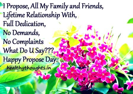happy valentines to all my friends and family i propose all my family and friends lifetime relationship