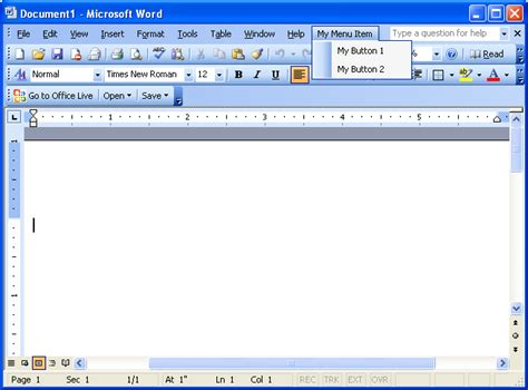 Ms Office 2003 by Microsoft Office 2003 Time Registered Free