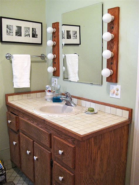Bathroom Vanity Ideas Pictures Bathroom Vanity Makeover Ideas