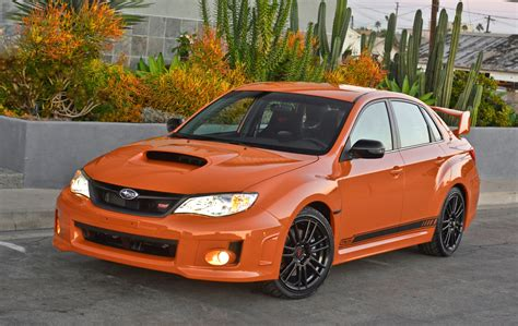2013 Subaru Wrx Price 2013 Subaru Wrx Review Ratings Specs Prices And Photos