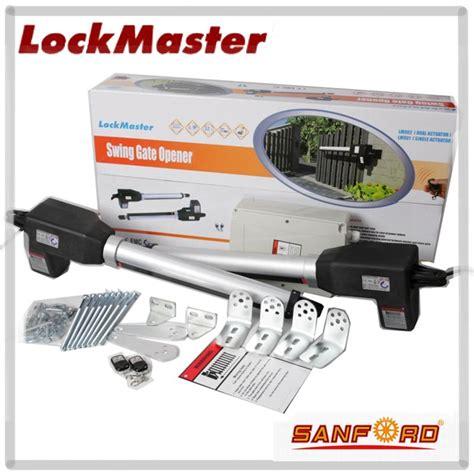 swing arm gate motors automatic arm swing gate openers solar swing gate motors