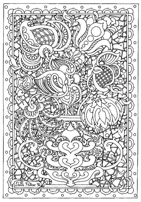 coloring pages for adults paisley free coloring pages of paisley elephant