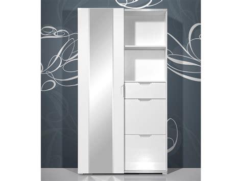 schrank 2 türig günstig garderobenschrank wei 223 hochglanz bestseller shop f 252 r