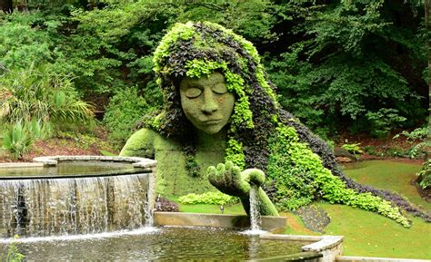 The Wonderful Atlanta Botanical Garden Botanical Garden In Atlanta