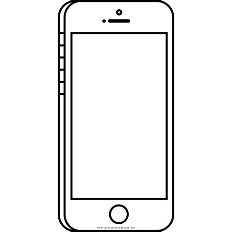 Iphone 7 Coloring Pages by Iphone Coloring Page Ultra Coloring Pages