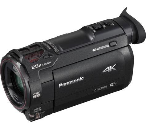 Panasonic Hc Vx985gc K 4k Hd Camcorder buy panasonic hc vxf990ebk 4k ultra hd camcorder black