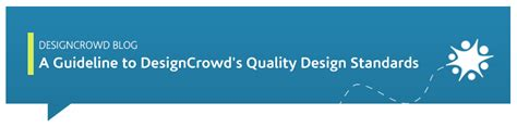 design quality guidelines guideline to design quality standards on designcrowd