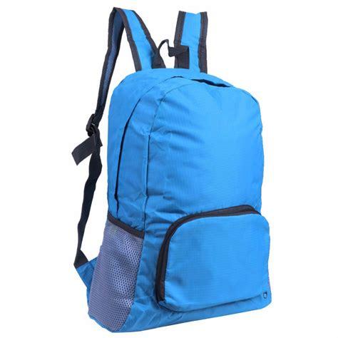 Bone Tas Hiking Foldable Waterproof polyester waterproof foldable backpack hiking bag outdoor sports cycling bicycle cing