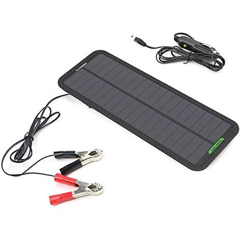 Motorrad Batterie Mit Solar Laden by Solar Ladeger 228 T F 252 Rs Auto Im Test Neu Top 5 Im Vergleich