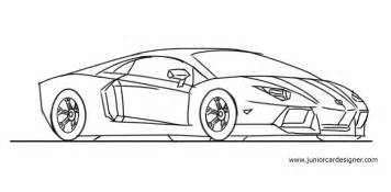 How To Draw A Lamborghini Veneno Step By Step How To Draw A Lamborghini Aventador Step By Step Junior