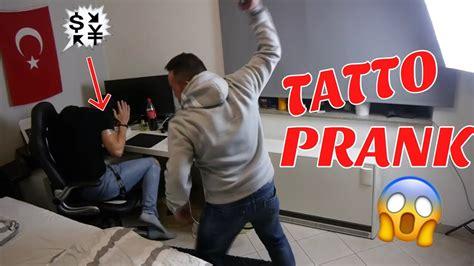tattoo prank prank an t 220 rkischen vater eskaliert