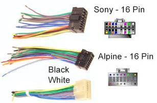 wiring diagram sle pictures of sony radio wiring diagram sony radio wiring diagram service