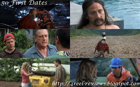 50 First Dates 2004 4 Reel Film Reviews 50 First Dates 2004