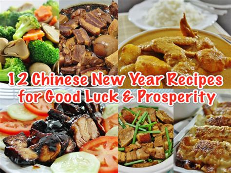 auspicious new year recipes 12 easy new year recipes for luck