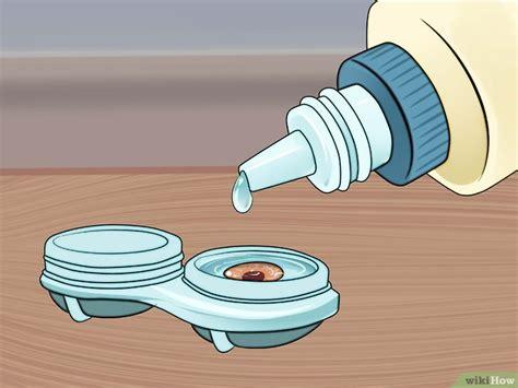 Kotak Penyimpanan Contact Lens cara membantu mencegah infeksi mata untuk pengguna lensa kontak