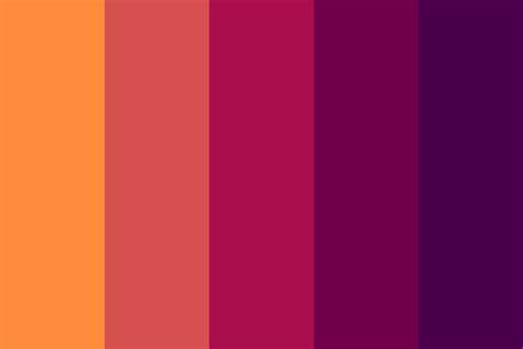 Kitchen Paints Colors Ideas Purple And Red Color Scheme Home Design