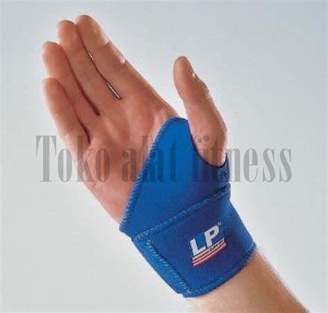 Grosiran Lp Support Adjustable Ankle Lp 768 Ankle Support lp support wrist wrap 726 toko alat fitness