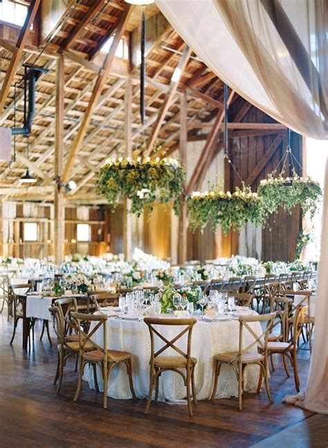 inspirational rustic barn wedding ideas tulle