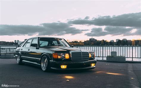 Bad Garage by Mercedes S Class