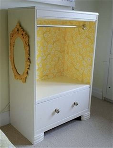 Dresser To Hang Clothes by 1000 Ideas About Recycled Dresser On
