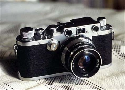 趣味のフィルムカメラ