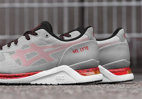 Original Asics Tiger Gel Lyte Iii Lifestyle Sepatu H7n3n 4949 evolution of an icon asics tiger gel lyte evo nt page 2 of 6 sneakernews