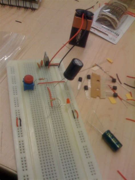 capacitor circuit breadboard capacitor breadboard 28 images the capacitor flasher backward workshop scale breadboard