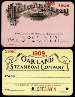 steamboat tickets the steam wench s salon ephemera fun