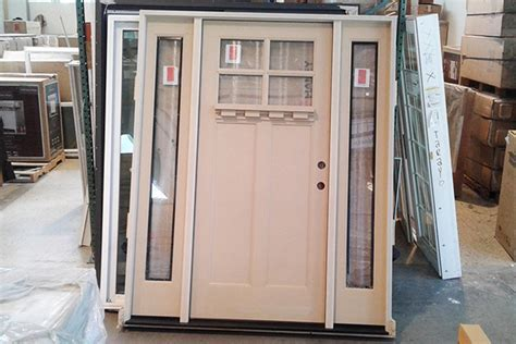 Used Doors and Windows for Less at the Habitat for