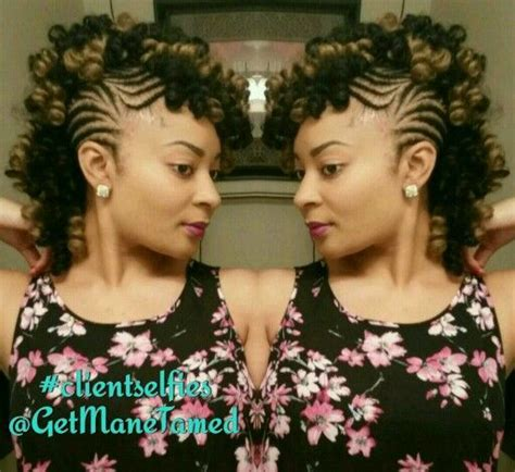 069bba6ffce867cf6fa1c0d9451ab4bc (512×469)   cute   Pinterest   Hair style, Mohawks and Natural