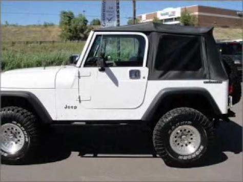 1990 jeep wrangler colorodo springs co