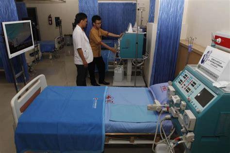 Mesin Cuci Darah rs nasional diponegoro kini layani cuci darah semarang