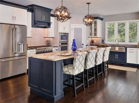Center Kitchen Island Center Island Kitchen Design Ideas Home Interior Exterior