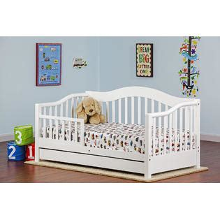 day beds for toddlers dream on me toddler day bed with storage drawer white