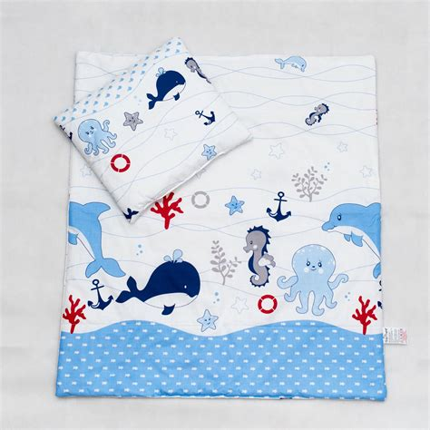 Crib Pillow For Baby 2 Quilt Duvet Pillow Set Baby Crib Cradle Pram Cot Bedding Filling Set Ebay