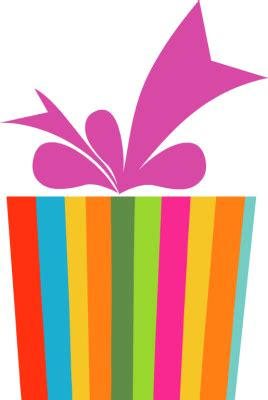 open gift clipart | clipart panda free clipart images