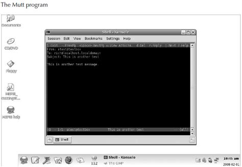 tutorial aptitude linux the basics of linux e mail the basics of linux e mail in
