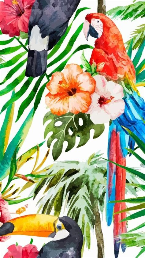 Colorful Fondos Iphone Summer Tropical Tumblr