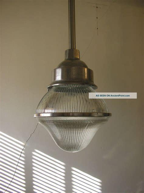 Ter Proof Light Fixtures Vintage Holophane Light Fixture Holophane Globe Explosion