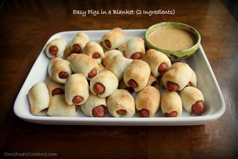 Pigs In A Blanket Easy by Christineiscooking Easy Pigs In A Blanket Recipe 2