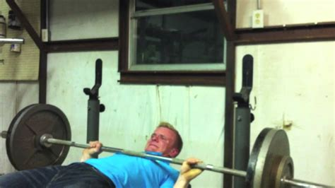 bench press fail bench press fail a year ago youtube