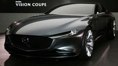 Mazda 6 Vision Coupe 2020 by Amazing Car Mazda Vision Coupe Concept A Este Auto Se